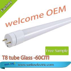 защита окружающей среды дешевые 900мм 12W T8 светодиод трубки люминесцентного освещения