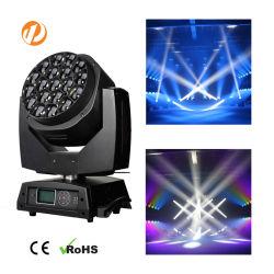 19PCS 15W LED Beam/Wash LED Moving Head Light voor DJ/Disco