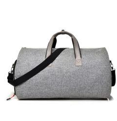 Fin de Semana Duffel Bag multifunción impermeable Bolsa Bolsa de prendas de vestir traje Duffel Viajes