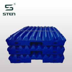 Высшее качество захвата пластину запасные части для Kue-Ken Nordberg Паркер Pegson трио щековая дробилка