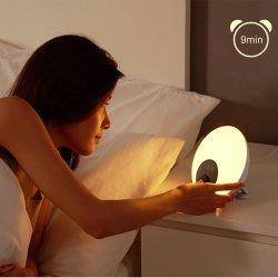 I capretti in linea di vendita calda svegliano la sveglia chiara di Digitahi di alba con l'indicatore luminoso di notte