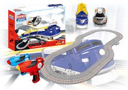 Soba 460cm 1 : 43 jouet électrique de commande radio Ensembles de train et voiture de course