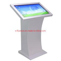 Boa qualidade do monitor de LCD, Ad Player Digital Signage, tela sensível ao toque, Self Service Informações Bill Pagamento Alimentar Kiosk interativo, o console de controle de horas