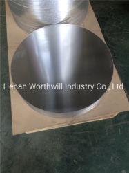 円形アルミニウムまたはアルミニウム円ディスクはのための調理器具を入れる