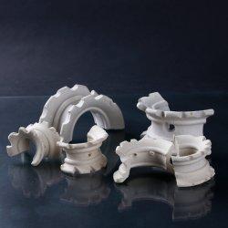 20 anos de experiências de cerâmica de resistência ao calor Intalox Sela Sela Intalox Embalagem aleatória