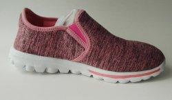 La parte superior de tejido suave forro Ocio zapatillas para Unisex