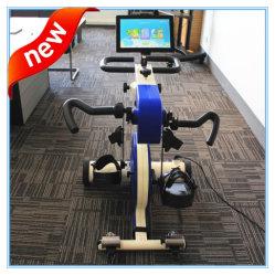 L'équipement médical de l'exercice Vélo pour la réhabilitation de la jambe du bras