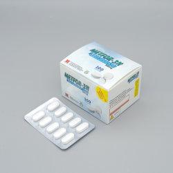 승인되는 Metformin 염산염 정제 GMP Sfda