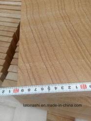 Beige/bois jaune veine de carreaux de grès pour revêtement mural