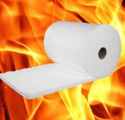 El precio bajo el silicato de aluminio Inswool manta de fibra cerámica, cerámica una manta de fibra, fibra de vidrio manta aislante de lana de fuego