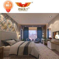 Het naar maat gemaakte vijfsterrenMeubilair van de Slaapkamer van de Zaal van het Hotel van de Gastvrijheid van de Luxe Moderne Houten Binnenlandse
