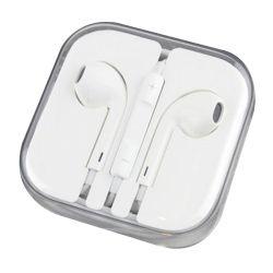 Farbenfrohe 3,5mm Stereo-Kopfhörer mit Mikrofon und Lautstärkeregelung Für iPhone X 8 7 Earphone