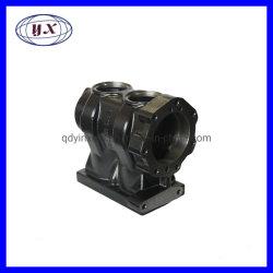 Custom алюминиевого сплава Die-Cast жилья для автомобильного компрессора системы кондиционирования воздуха