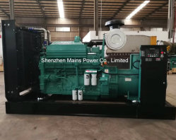 550KVA Potencia Nominal Espera Generador Cummins MC550D5 Diesel Generador Electricity