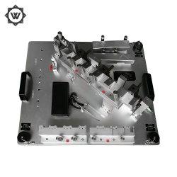 O polimento da cavidade do molde de injeção única de produtos de plástico para carro