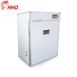CER markierter automatischer industrieller preiswerter Ei-Inkubator des Huhn-1000