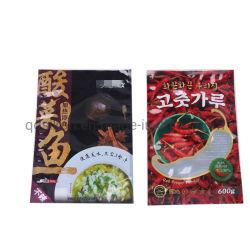 صنع وفقا لطلب الزّبون طباعة بلاستيكيّة يعبّئ حقيبة من جيّدة يبيع في الصين