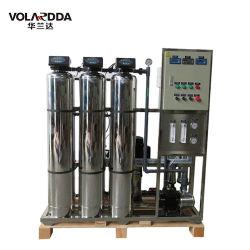Selbstgeschäft RO-umgekehrte Osmose-Pflanzenwasserbehandlung-Geräten-Edelstahl-reines Wasser 250L-10000L