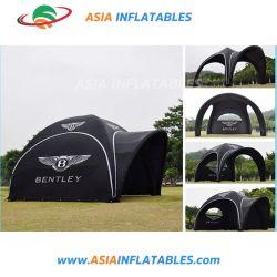 Baratos al aire libre X-iglú de aire inflables araña sellado carpa para Evento