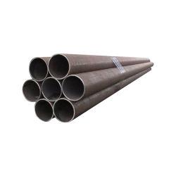Tubo de acero SAE 1020 Tubo de acero sin costura AISI 1018 tamaños de tubos de acero al carbono sin fisuras y lista de precios