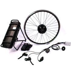 La rueda trasera delantera Greenpedel 36V del cubo de 250 vatios Kit de conversión de bicicleta eléctrica del motor para Bicicleta eléctrica