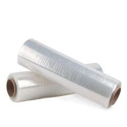 Película Extensível Personalizada clara transparente Embalagem de plástico filme para o acondicionamento de paletes