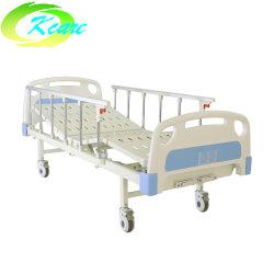 Sickroom Producto utilizado dos manivelas cama de Hospital Médico Manual para la venta