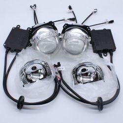 Lightech LEDプロジェクターレンズ35Wの容易なインストール車のヘッドライトランプ