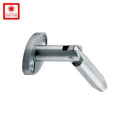 Aço inoxidável sólido do conector da porta de vidro de segurança Marquise (EST-2)