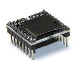 L'Open Source Mini Mini-lecteur MP3 Player Module de développement