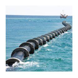 Haute flexibilité tuyau noir PE Pn 1.0MPa 160mm 500mm de large diamètre en 800mm 1000mm pour système d'eau