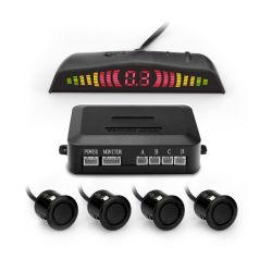 Мини-дисплей со светодиодной подсветкой парковочный датчик со звуковым сигналом автомобильный радар детектор