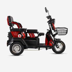 La nueva Moto triciclo eléctrico fábrica deriva Scooter eléctrico de 3 ruedas
