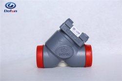 Ligação de armazenamento a frio refrigeração industrial Amoníaco Freon Soldadura do Sistema da Válvula de Retenção de amônia