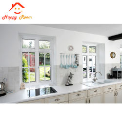 Happyroom bella ventana de colgado de la ventana de aluminio toldo para la cocina/Outdoor