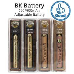 Meilleur Prix Bk poing américain 650mAh Batterie 900mAh 510 thread
