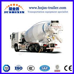 أوكازيون ساخن Dongfeng/HOWO/Shacman/Sinotruk/Faw Heavy Duty 6X4 6/8/10/12/14/16 m3 بناء شاحنة خلط الإسمنت Mixer شاحنة الخلط الإسمنتية من ماكينات المشروع