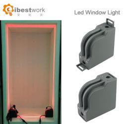 LEIDENE Smalle Lichte 5W Openluchtleiden van de Vlek voor Venster die RGB Decoratie aansteken