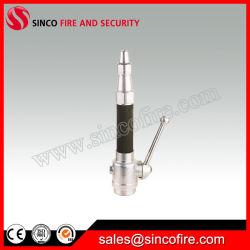 Feu d'aluminium flexible tuyau de la Direction générale des armes à feu de l'interrupteur de buse