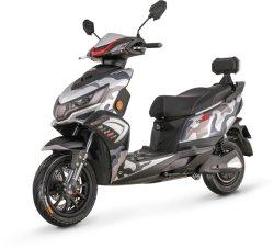 1000W puissant scooter électrique sportif Double Disque Long Range moto avec peuplement moyen de blocage (MRN)