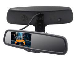 Ajuste automático del brillo espejo retrovisor monitor con el soporte original