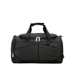 Continuer sur le vêtement de sport de mode en nylon imperméable résistant à la salle de gym hommes un sac à main