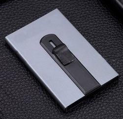 Алюминиевый сплав мини портфель чемодан бизнес банковскую карту имя держателя карты случае
