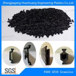 Le polyamide 66 Prix de gros PA66 GF25 Pellet en plastique