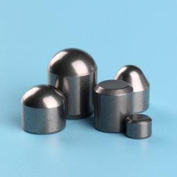 Haltbare zementiertes Karbid-Tasten-Spitze-Einlagen für Felsen-Bohrmeißel