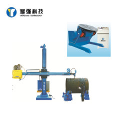 Tube de manipulateur de soudage automatique pour tuyau à l'intérieur et à l'extérieur de la couture de la soudure