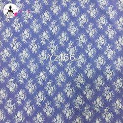 복장을%s 형식 패턴 디자인 보일 직물 속눈섭 프랑스 레이스