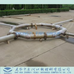 GRP / / Tuberías de plástico reforzado con fibra de fibra de vidrio y accesorios