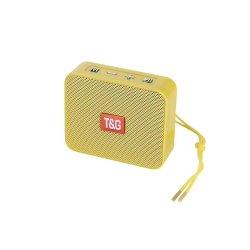 Altoparlante senza fili portatile di vendita caldo di Tg 166 Bluetooth