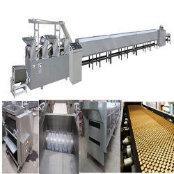 Baixo custo de disco automática da linha de produção de biscoitos / Biscoito macio a máquina/máquina de fazer biscoitos